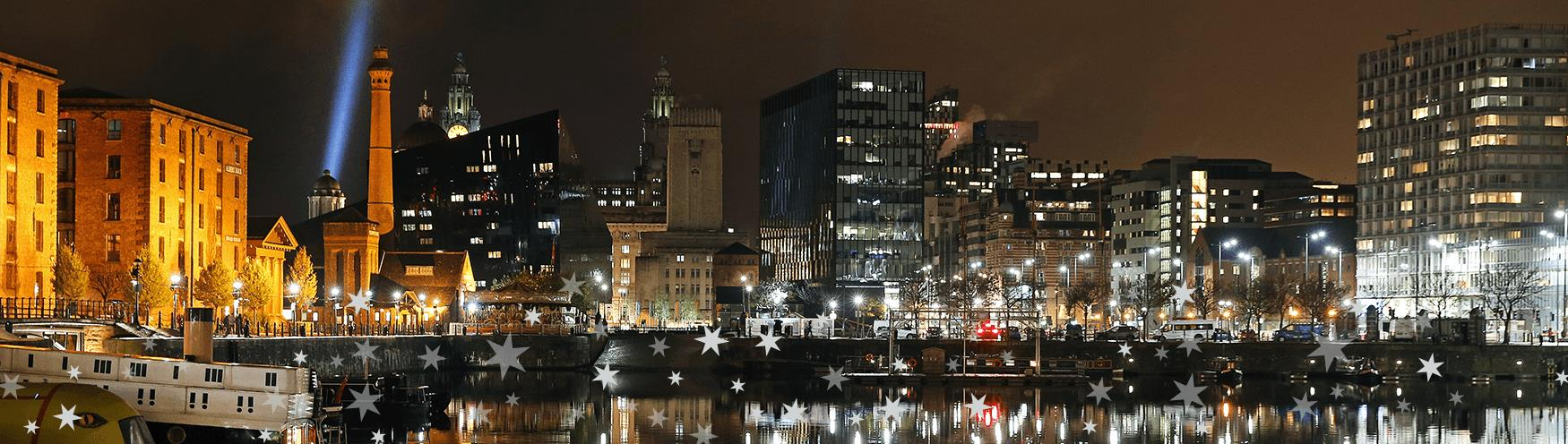 Things to do in Liverpool at Christmas