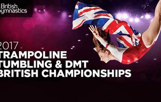 2017 Trampoline, Tumbling & DMT British Championships
