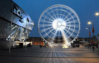 Visit Echo Arena Liverpool this Christmas for fun shows and festivities!